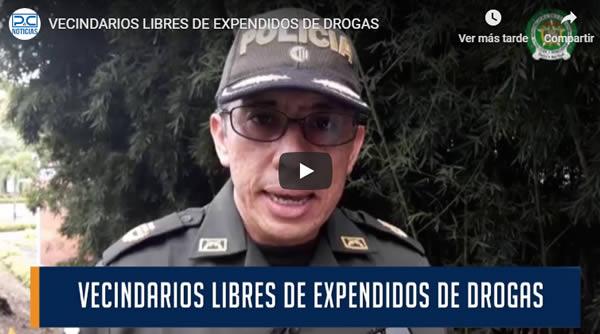 VECINDARIOS LIBRES DE EXPENDIDOS DE DROGAS - Canal PyC