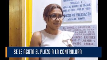 Contralora electa de Ibagué, Leidy Julieth Perea, podría dar un paso al costado