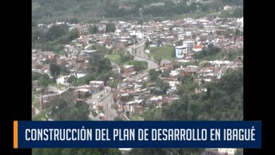 CONSTRUCCIÓN DEL PLAN DE DESARROLLO EN IBAGUÉ