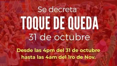Photo of Regresa el toque de queda nocturno a Ibagué, la mediada irá desde las 10 de la noche hasta las 5 de la mañana de jueves a lunes durante las próximas cuatro semanas