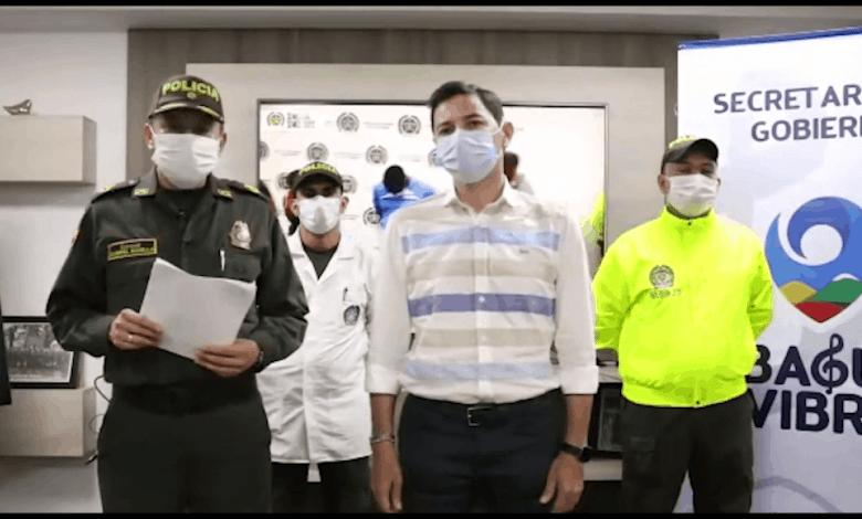 """Photo of Los """"Músicos"""", banda de presuntos atracadores en Ibagué, ahora tendrán que cantar ante juez. Seis de sus integrantes fueron capturados"""