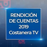 Rendición de cuentas 2019 - Costanera TV