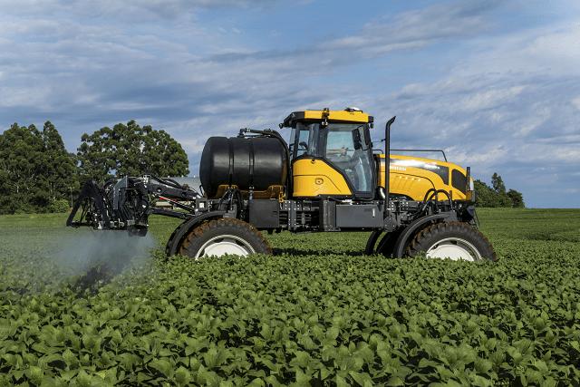 Valtra, pulverizador, defensivo agrícola, agrotóxico, agroquímico