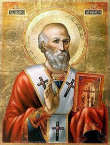 San Atanasio, (~296-373)