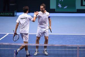 Gasquet y Herbert final Copa Davis