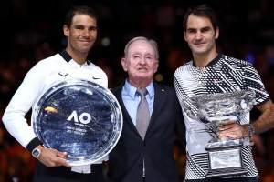 Federer y Nadal Open de Australia 2016