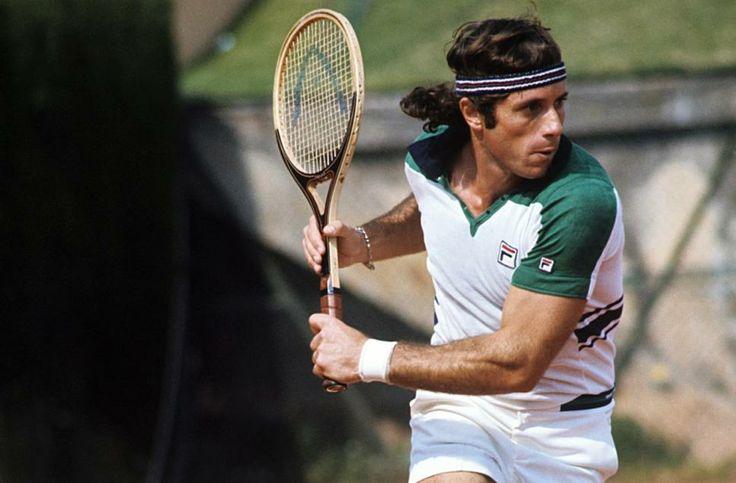 Guillermo Vilas jugador con más partidos jugados en tierra batida
