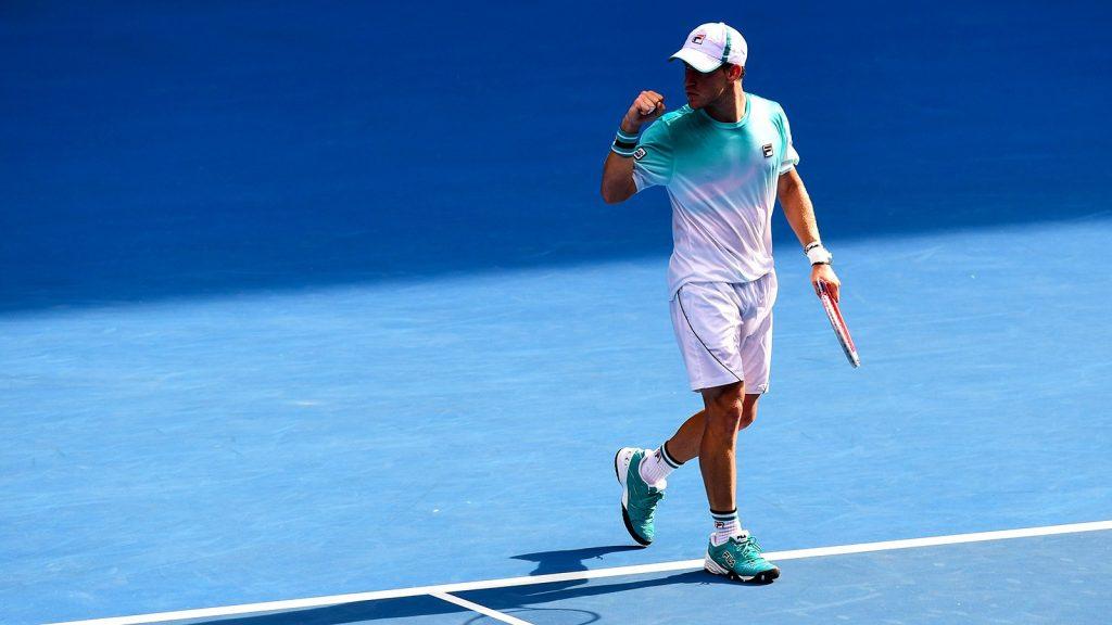 Diego Schwarztman Open de Australia 2018