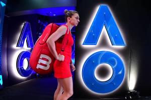Simona Halep Australia Open 2018