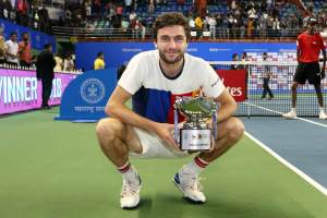 Simon título en el ATP Pune 2018