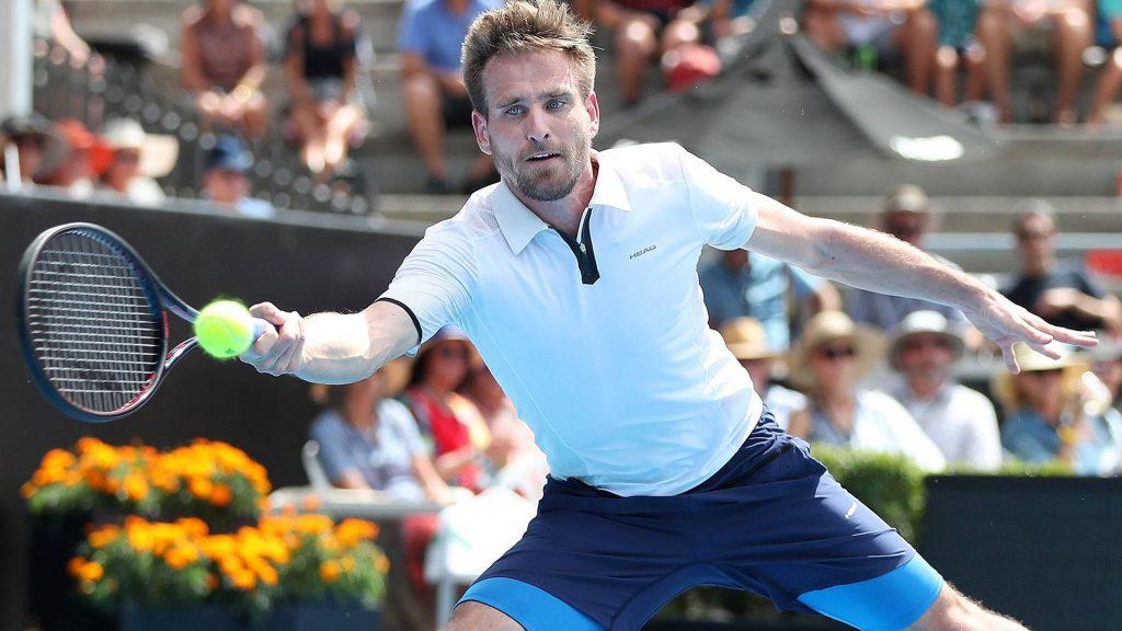 Gojowczyk en el ATP de Auckland