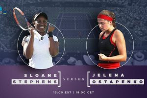 Stephens y Ostpaneko Miami Open final2018