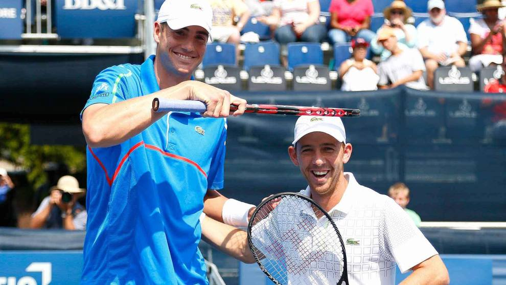 Estrategia ante un sacador en tenis