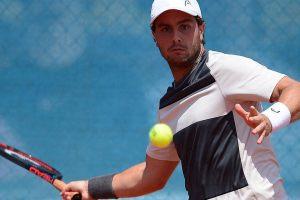 Trungelliti en el ATP 250 de Umag