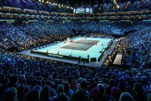 Pista de las Nitto ATP Finals