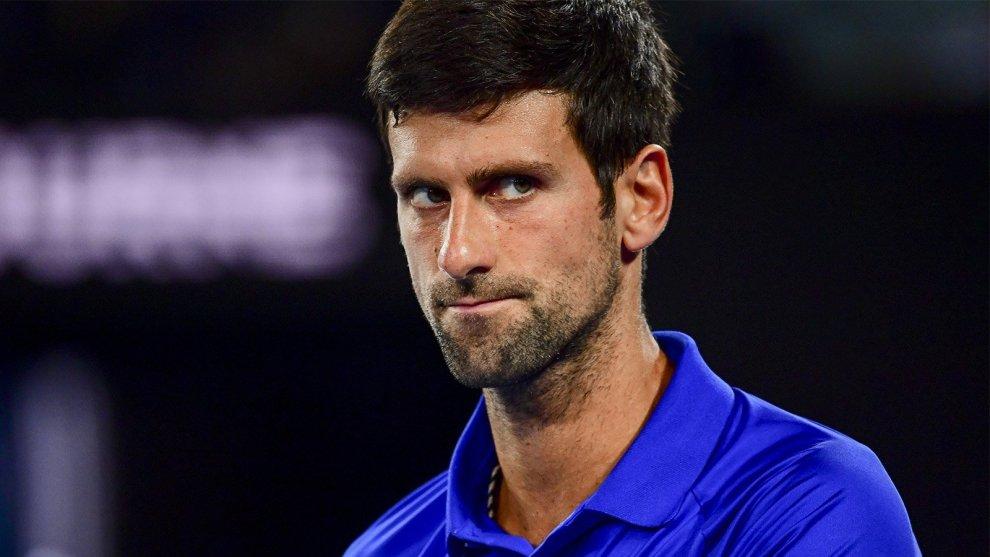 Djokovic Open Australia