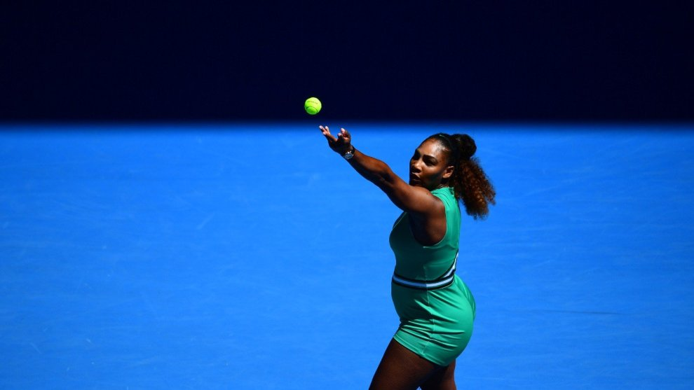 Serena Williams Open Australia