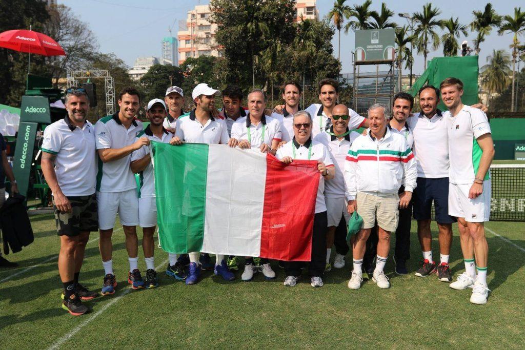 Italia Copa Davis