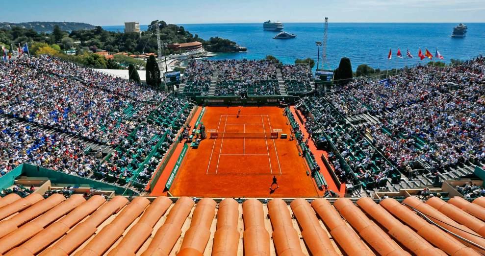 Pista central Masters 1000 Montecarlo