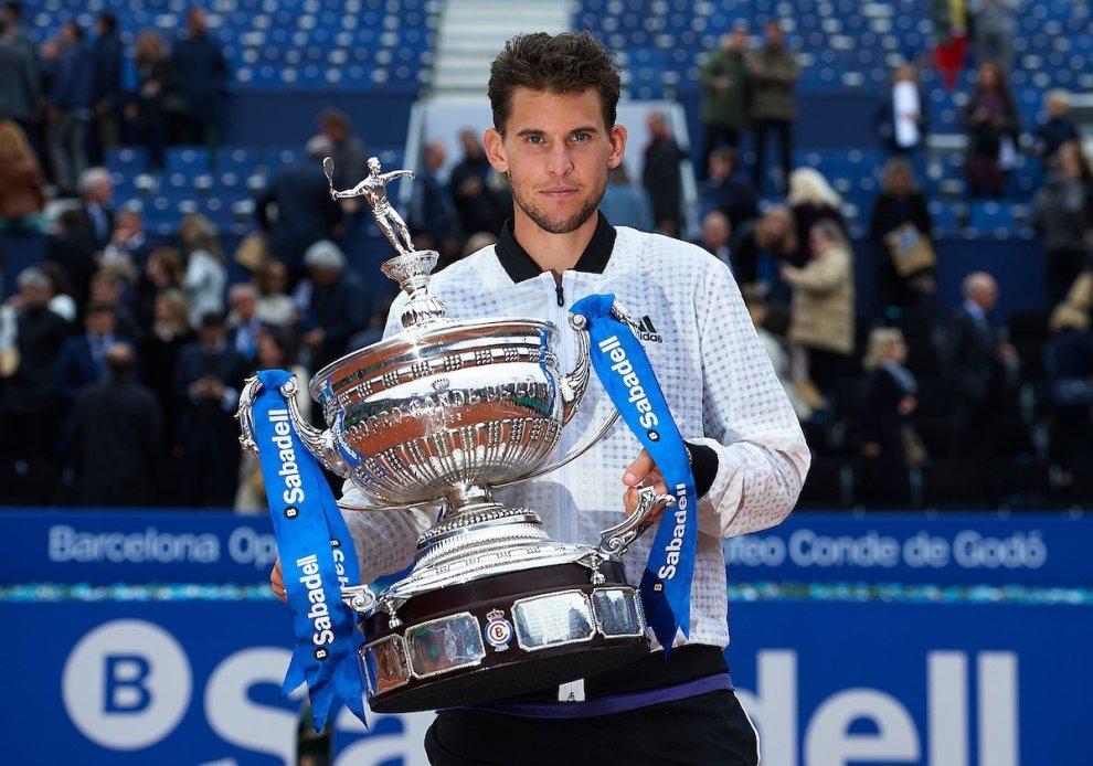 Thiem título ATP Barcelona 2019