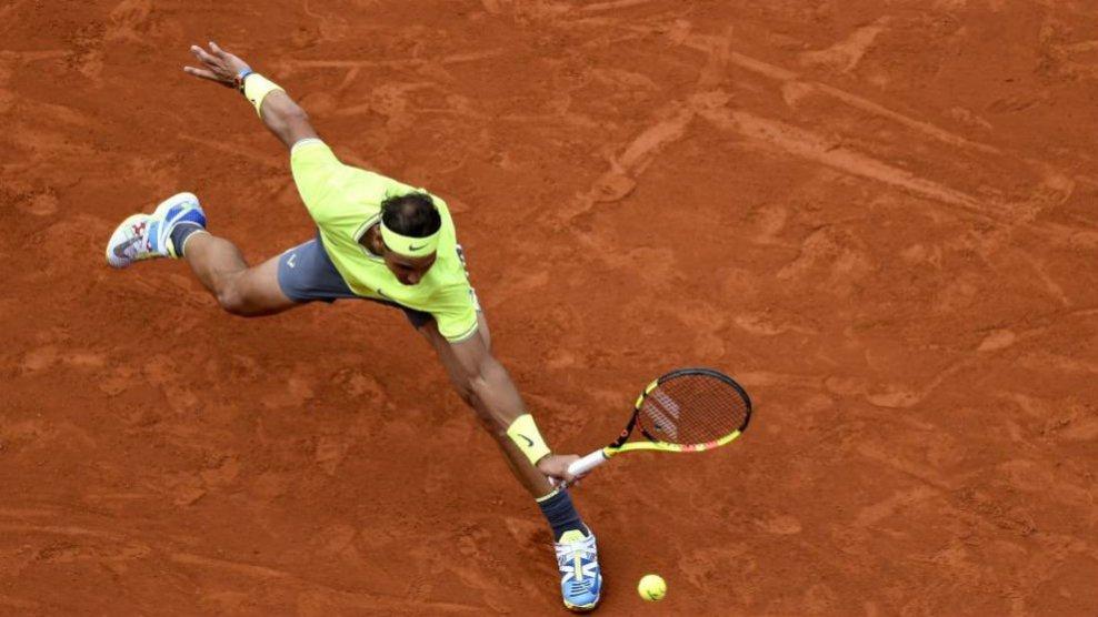Tenistas con más partidos jugados en Roland Garros