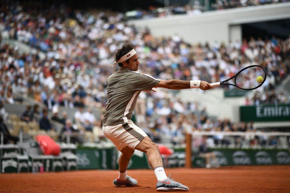 Roger Federer Roland Garros
