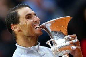 Rafa Nadal título Masters 1000 Roma 2019