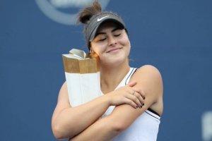 Bianca Andreescu campeona WTA Toronto