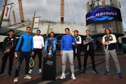 Análisis grupos Nitto ATP Finals 2019