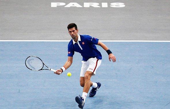 Jugadores con más partidos jugados en el Masters 1000 París