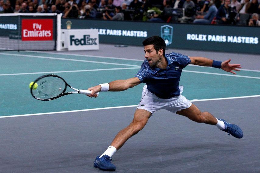 Jugadores con más finales en el Masters 1000 París