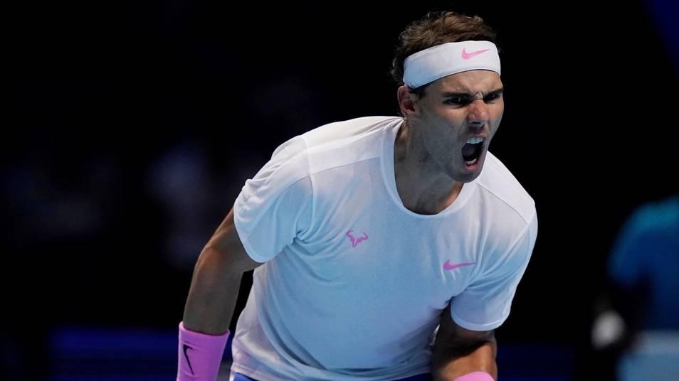 Tenistas más veteranos en acabar como número uno ATP