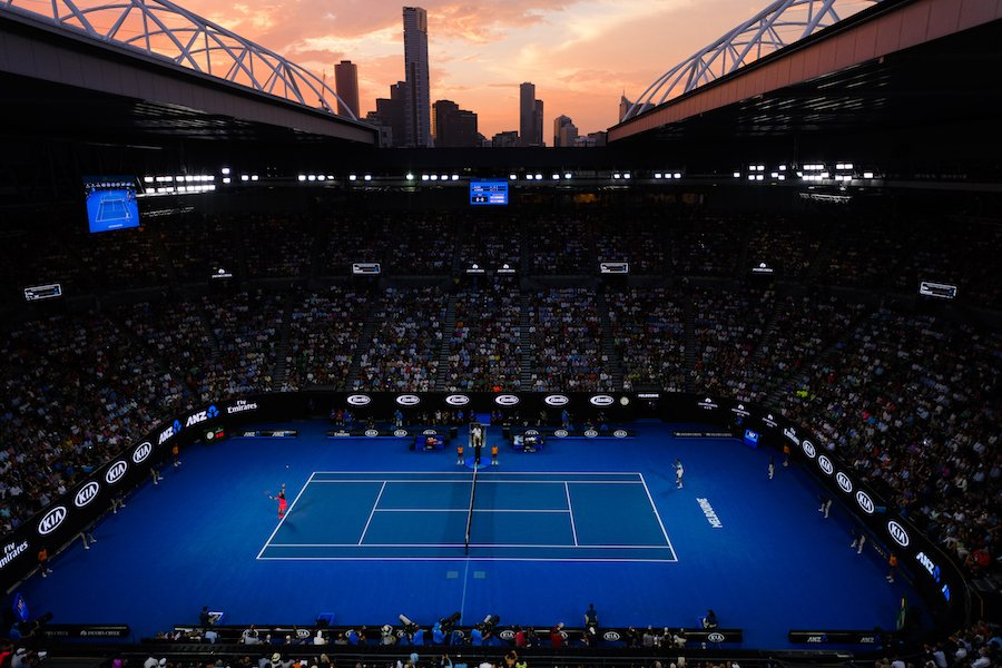 Entry list qualy Australian Open 2020