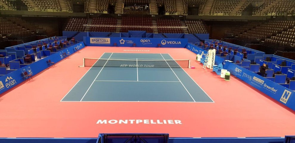 Entry list ATP 250 Montpellier 2020