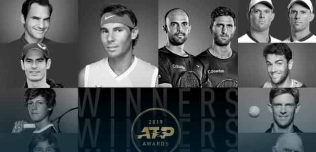 Ganadores Premios ATP 2019