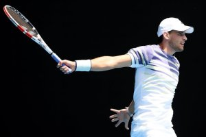 Thiem Monfils Australian Open 2020