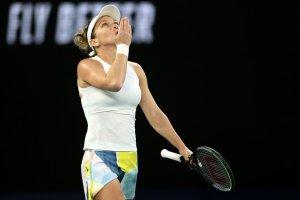 Simona Halep octavos de final Australian Open 2020
