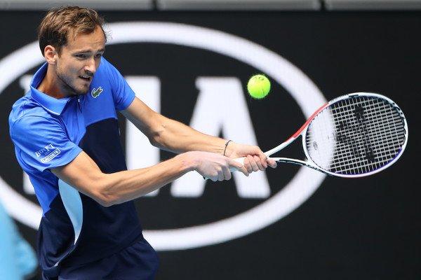 Medvedev Popyrin Australian Open 2020