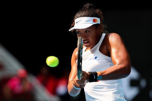 Osaka Kenin WTA Brisbane 2020