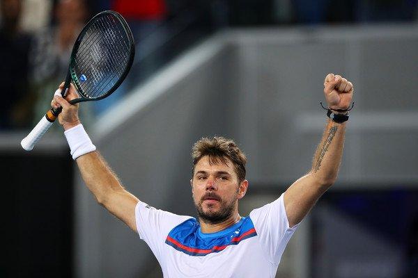 Wawrinka Medvedev Australian Open 2020
