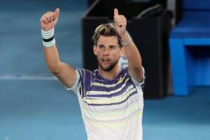 Thiem declaraciones semifinales Australian Open 2020