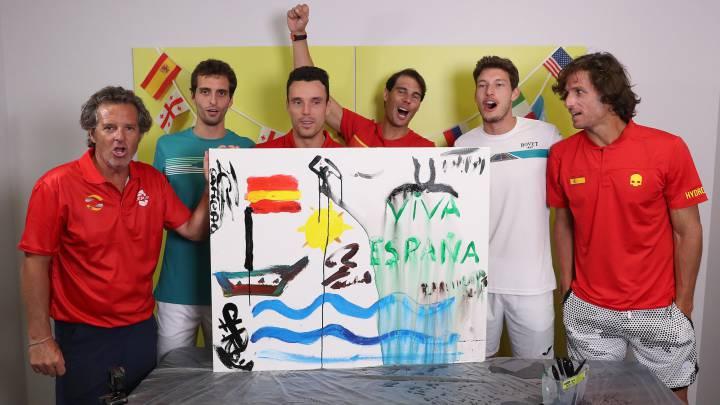 Dinero España ATP Cup
