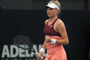 Yastremska Kerber WTA Adelaida 2020