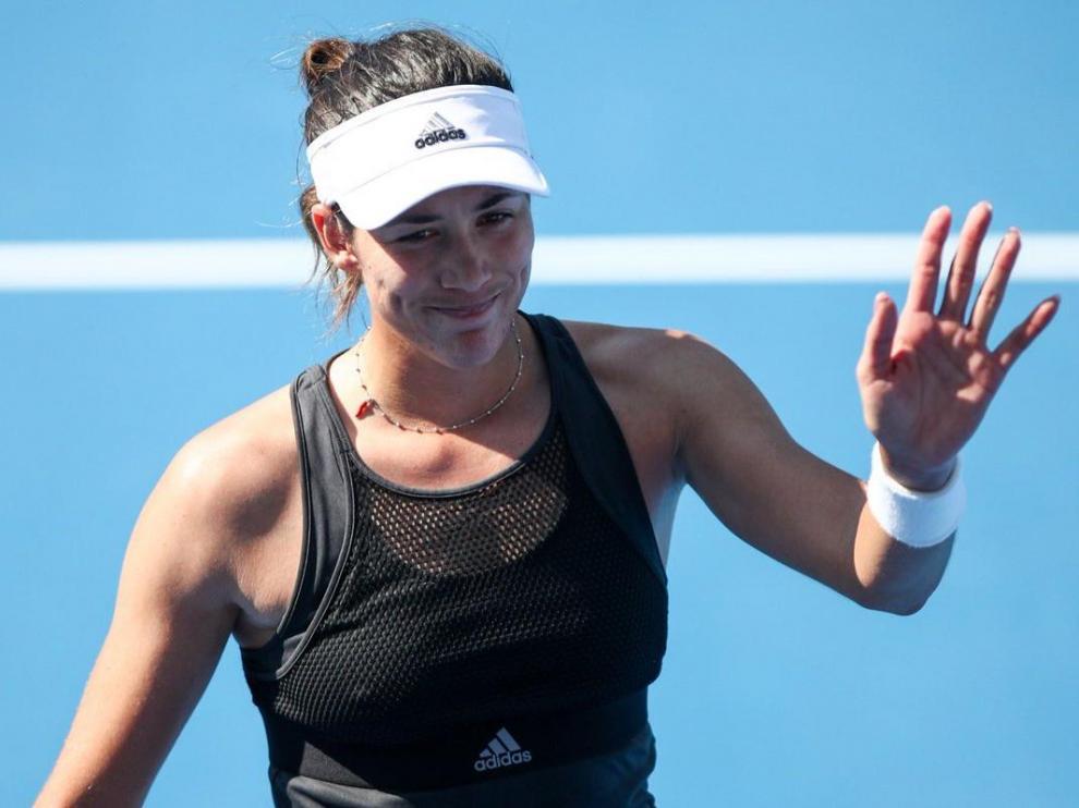 Muguruza Halep declaraciones Australian Open
