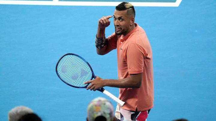 Kyrgios declaraciones Nadal Open Australia