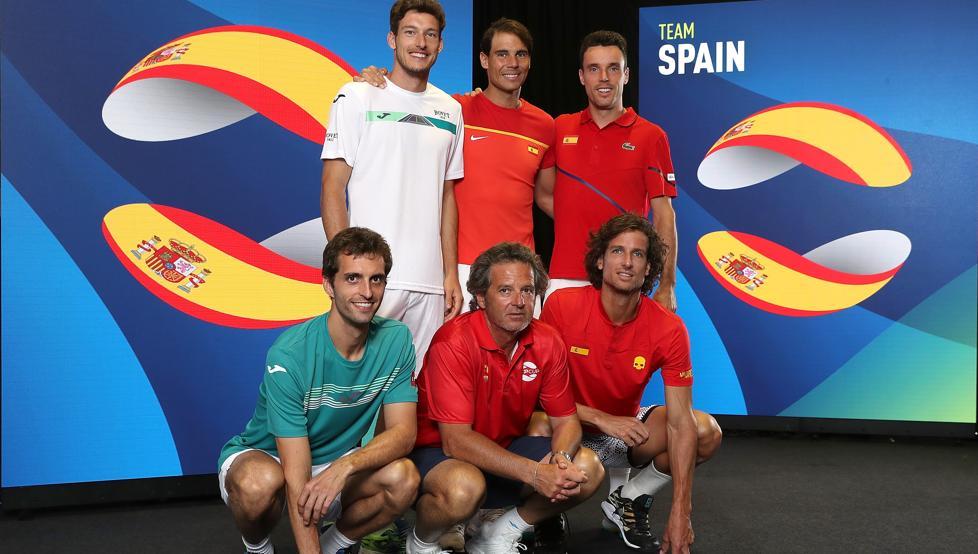 zonas de equipo ATP Cup