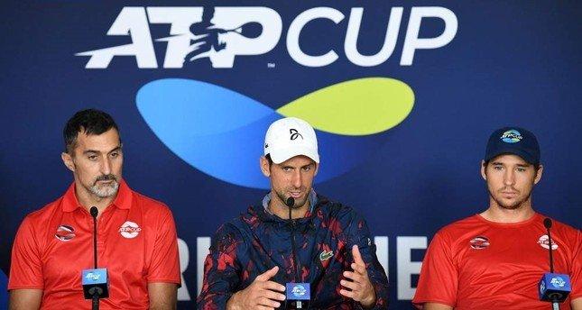 Declaraciones Djokovic ATP Cup