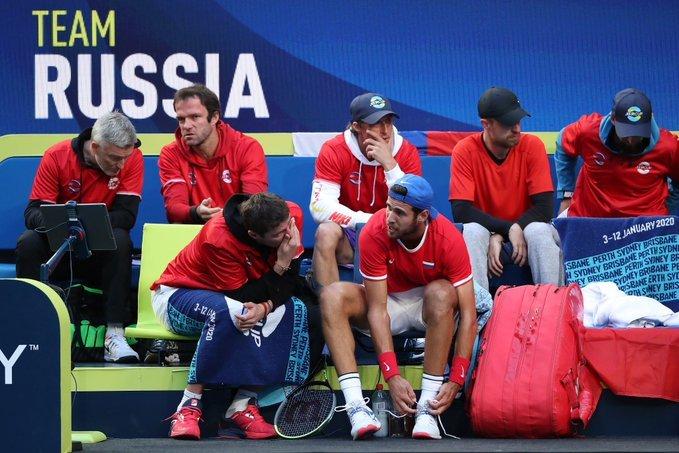Resultados ATP Cup 2020