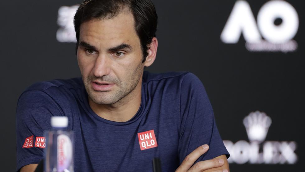 Roger Federer Greta Thunberg