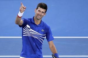 Djokovic declaraciones Open Australia 2020